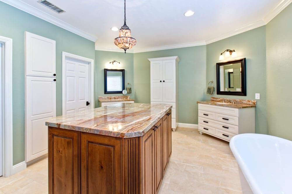 Master Bathroom Remodel Encinitas